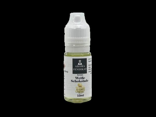 Aroma Syndikat - Aroma Weiße Schokolade 10ml