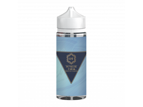 Erste Sahne Dunkler Tabak 100ml Shortfill Premium Liquid