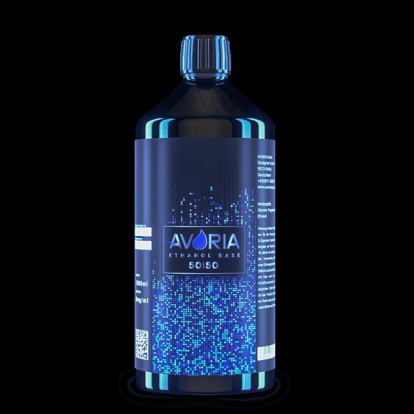 Avoria Ethanolbase Liquid Base 50/50 0mg