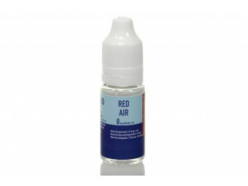 Erste Sahne Red Air E-Zigaretten Liquid