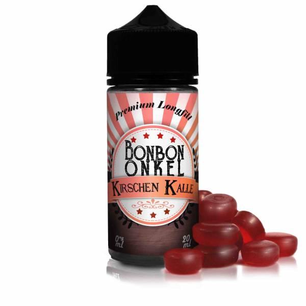 Bonbon Onkel Kirschen Kalle - 20ml Aroma in 100ml Mischflasche