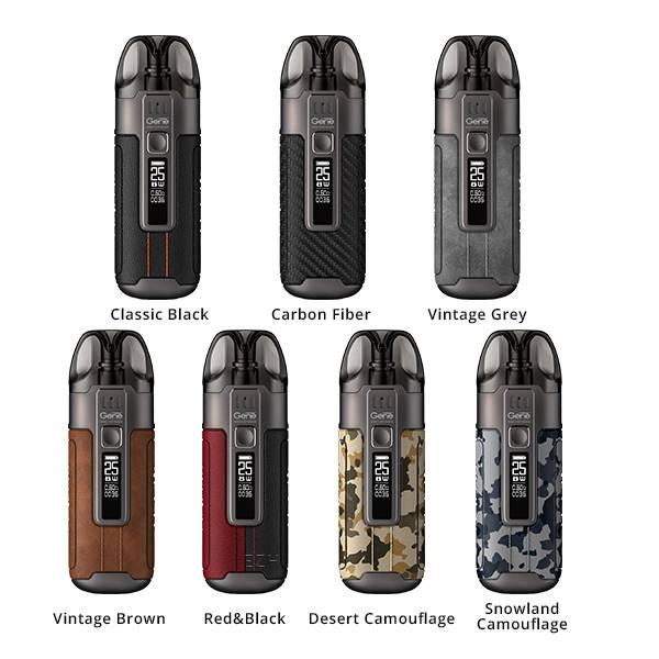 Voopoo Argus Air E-Zigaretten Umsteiger Set