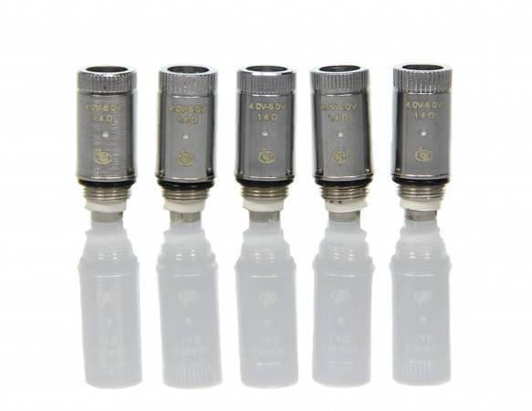 Joyetech InnoCigs C3 Triple Coil Verdampfer Clearomizer Heads (5 Stück pro Packung)
