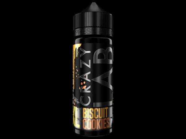 Crazy Lab XL - Aroma Biscuit Cookies 10ml