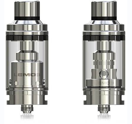 Eleaf SC Lemo 3 Selbstwickel + Fertigcoil Verdampfer Clearomizer Set The Beast