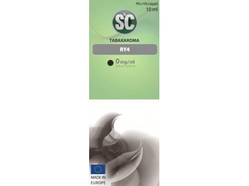 Silver Concept E-Zigaretten Tabak Liquid RY4 Oriental Tobacco