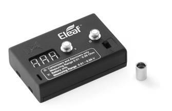 Eleaf Digital Ohmmeter & Voltmeter für Selbstwickler und Akkutester