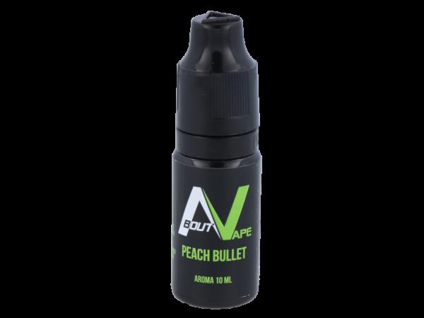 About Vape - Aroma Peach Bullet 10ml