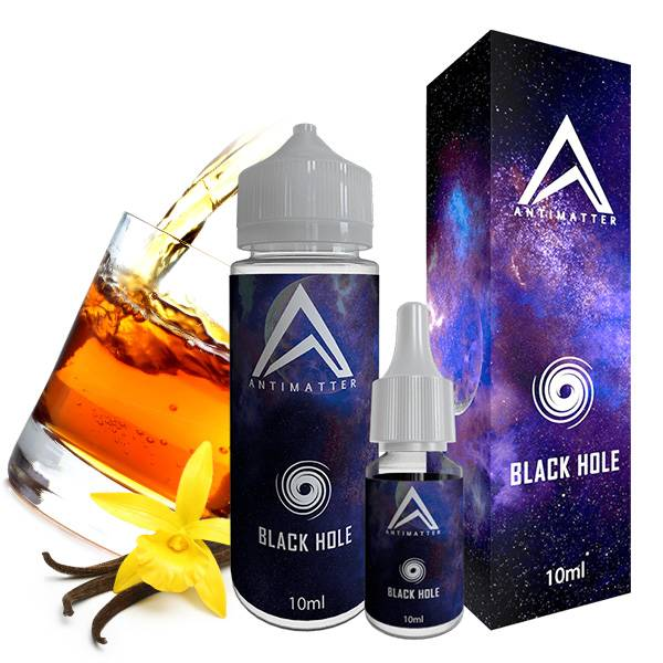 ANTIMATTER by Must Have Black Hole Aroma 10ml + 120ml Flasche