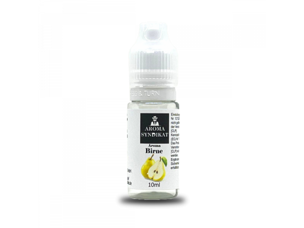 Aroma Syndikat - Aroma Birne 10ml
